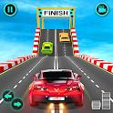 Mega Ramp Car Stunts Racing - City GT Car Racing icon