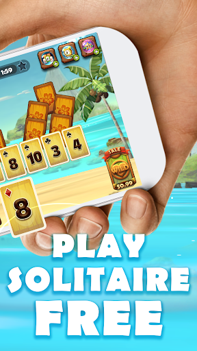 Screenshot Solitaire TriPeaks: Play Free Solitaire Card Games