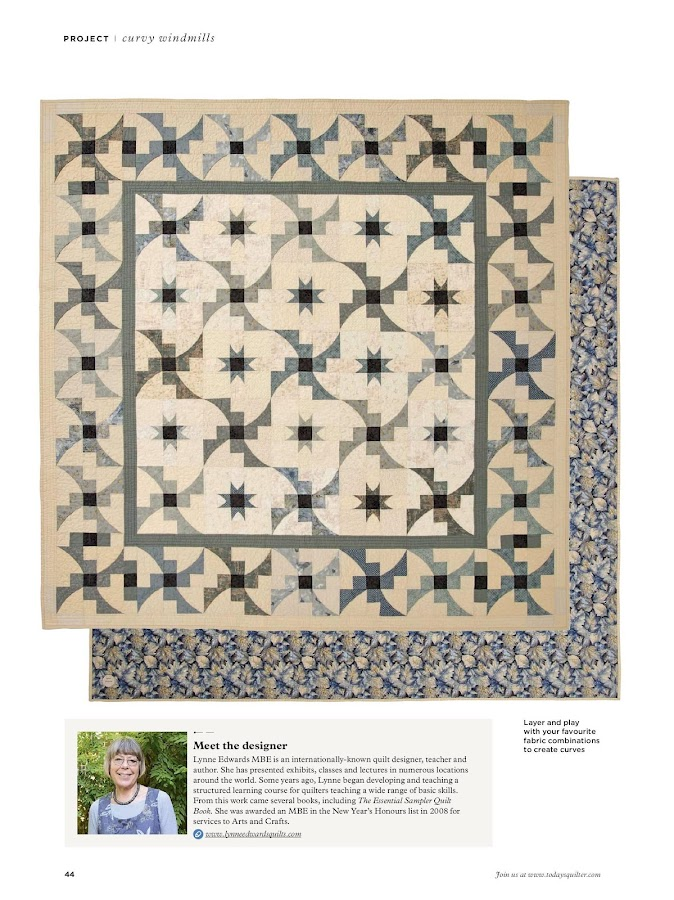 Today's Quilter- screenshot