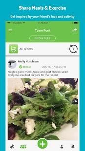 Healthy Team - náhled