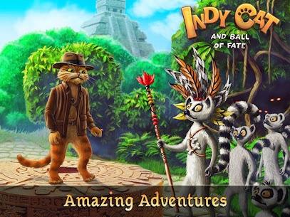 Indy Cat – Match 3 MOD (Unlimited Lives) 10