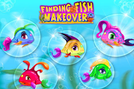 Download Little Fish Makeover For PC Windows and Mac apk screenshot 3