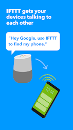 IFTTT APK screenshot thumbnail 1
