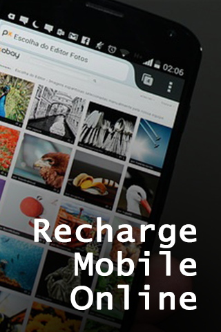 How To Recharge Mobile Online