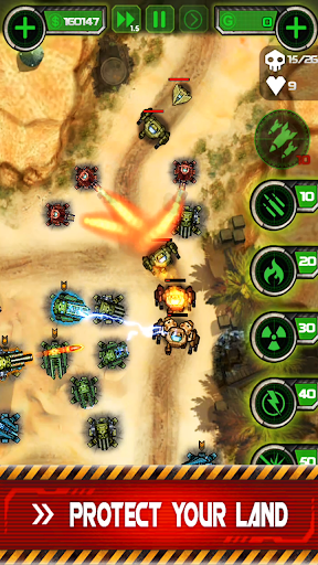 玩策略App|塔防:内战 - Tower Defense免費|APP試玩
