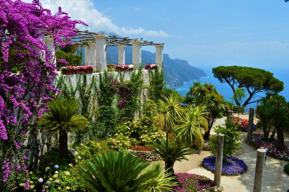 viajar a la costa amalfitana