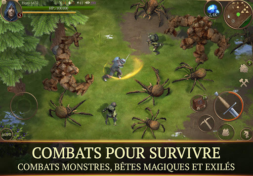 Stormfall: Saga of Survival  captures d'u00e9cran 18