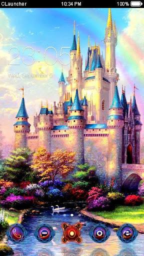 Best Castle Theme C Launcher