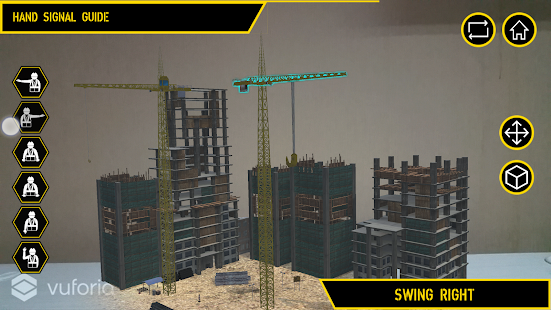 Download Tower Crane AR For PC Windows and Mac apk screenshot 4