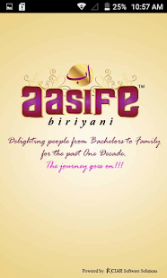 Aasife Biriyani- screenshot thumbnail