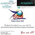 Radio Zone509 icon
