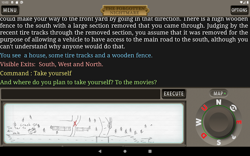 The Forgotten Nightmare Adventure Game moddedcrack screenshots 11