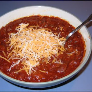 Spicy Turkey Chili For Two