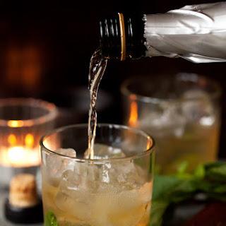 Whisky Ginger Julep & Some Whisky Tasting