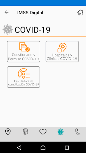IMSS Digital 5.4.0 screenshots 3
