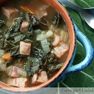 Good Ole' Southern Potlikker Soup.