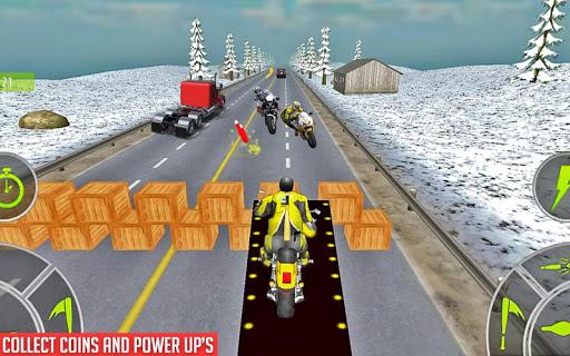 Crazy Bike attack Racing New: motorcycle racing 1.2.1 Screenshots 5