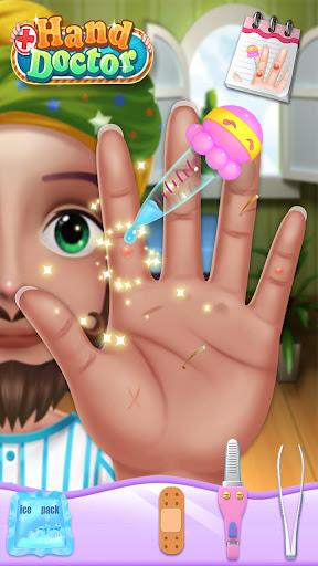 Hand Doctor - Hospital Game 2.7.5009 screenshots 5