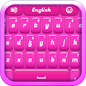 Pink Plastic Keyboard icon