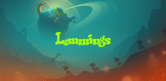 Lemmings: Das offizielle Spiel!
