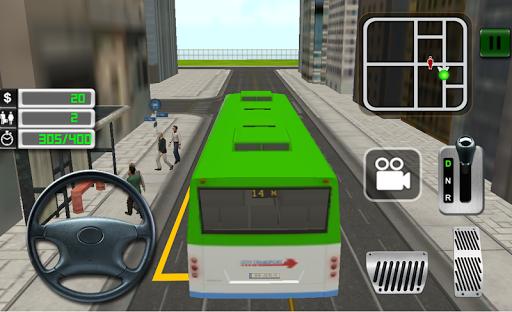 Real Bus Driving Simulator 3.9 screenshots 5