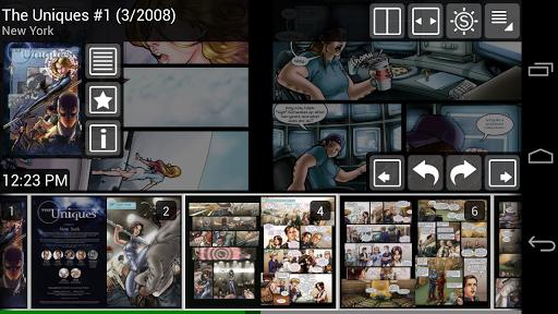 ComicRack Free 1.80 screenshots 4