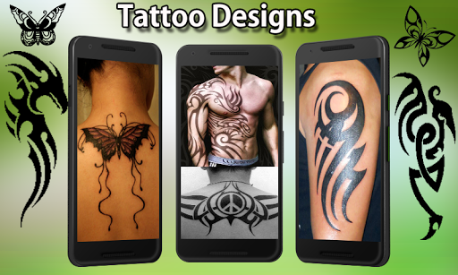 Tattoo Design Maker Man & Woman 1.0.1 screenshots 1