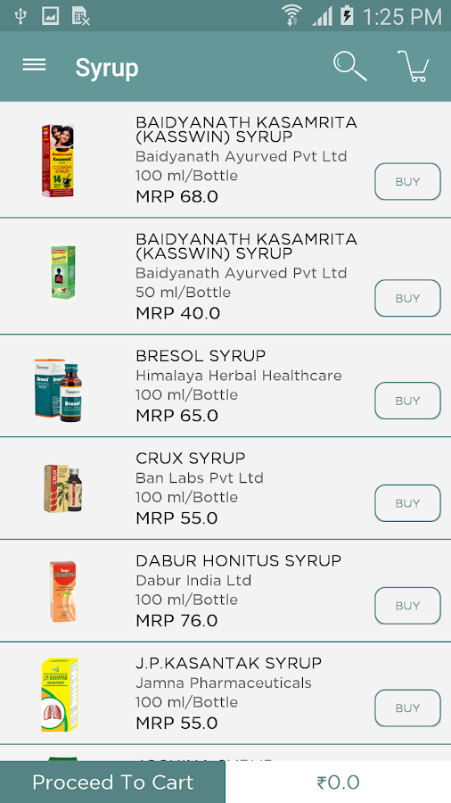 Health Potli - Online Medicine- screenshot