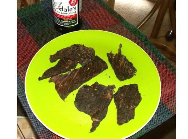 Beef Jerky -- Homestyle