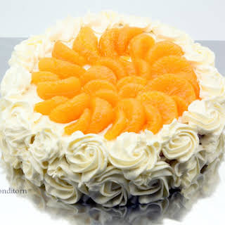 Dairy Free Orange Cake Recipes.