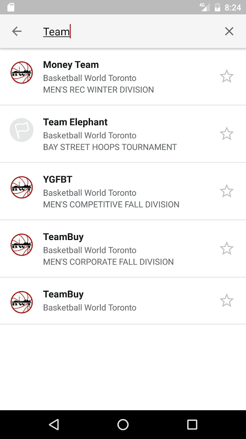 Basketball World Toronto- screenshot