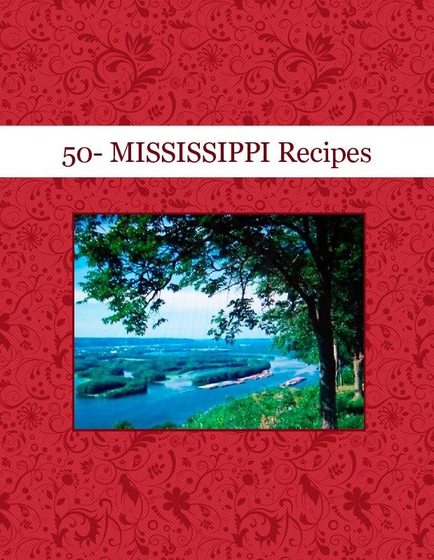 50- MISSISSIPPI Recipes