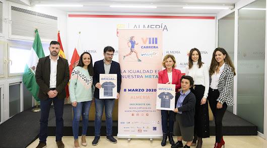 La Carrera de la Mujer se marca un objetivo: superar las 1.500 inscripciones