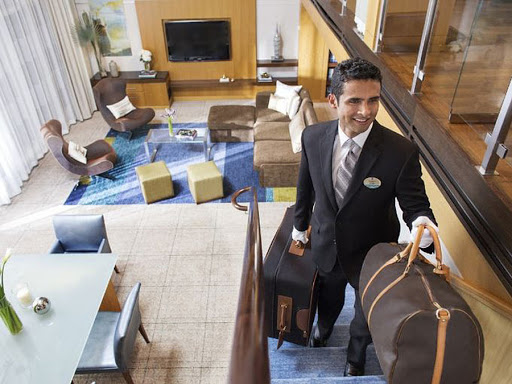 Royal-Caribbean-personal-butler.jpg - Royal Caribbean has begun introducing butler service in the high-end enclaves aboard some of its ships.