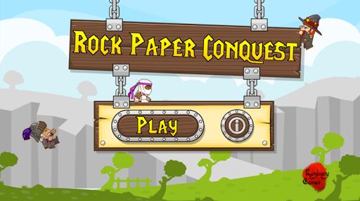 Rock Paper Conquest
