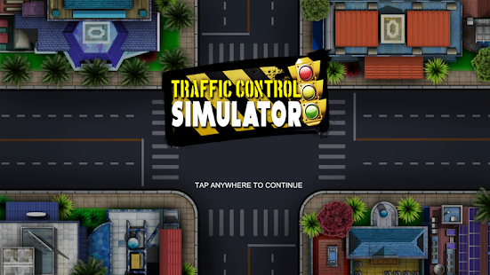 Traffic Control Simulator- screenshot thumbnail