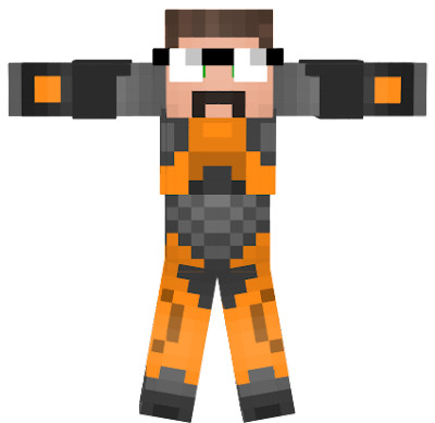 The main character from Half-Life