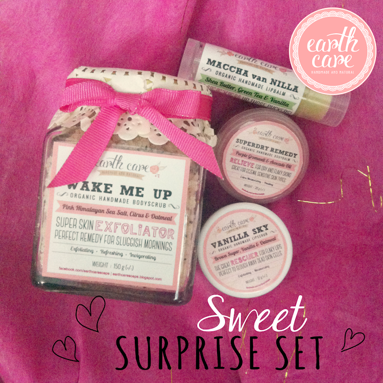 Sweet Surprise Set by Earth Care Soaps
