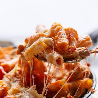 Chicken Mozzarella Pasta Bake Recipes.