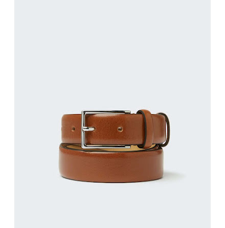 Saddler Palm belt brown