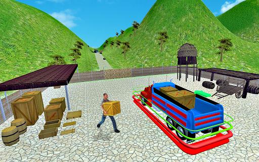 Code Triche 3D Truck Driving Free Truck Simulator Game APK MOD screenshots 2