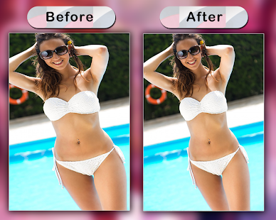 Photo Slim Photo Editor & Body Shaping - náhled