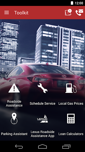 Lexus Carlsbad DealerApp