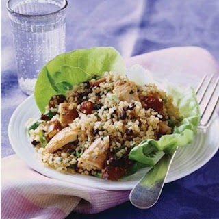 Weight Watchers Chicken and Quinoa Salad with Dried Fruit