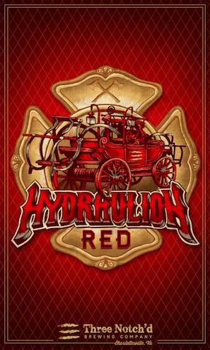 Logo of Three Notch'd Hydraulion Irish Red Ale