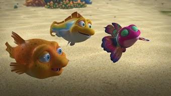 Tooth Treasure/Race Around the Reef