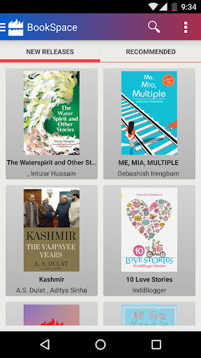 HarperCollins BookSpace