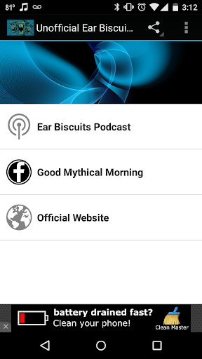 Unofficial Ear Biscuits Podcst
