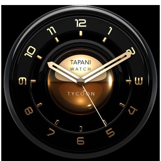 TYCOON Designer Clock Widget