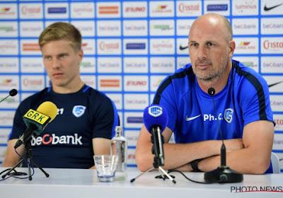 """Clement houdt rekening met nadeel tegen Poznan: """"We willen geen domme wedstrijd spelen"""""""